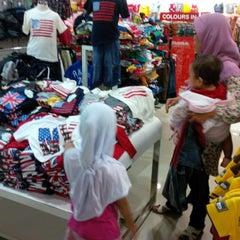 Photo taken at Matahari Department Store by Gus W. on 8/8/2014