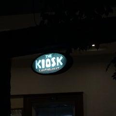 Das Foto wurde bei The Kiosk Coffee Bar von Handy H. am 3/9/2016 aufgenommen