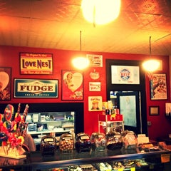Photo taken at Old Market Candy Shop by ArtJonak on 6/27/2013