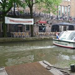 Photo taken at Schuttevaer Rondvaarten by Martijn B. on 5/18/2013