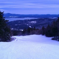Photo taken at Gunstock Mountain Resort by Wichita S. on 1/25/2013