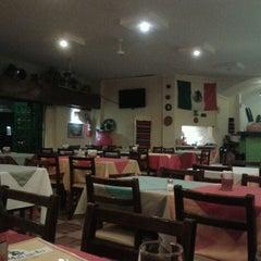 Photo taken at El Mariachi by 💖Caroline M. on 12/6/2012