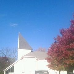 Photo taken at Largo Community Church by Enza P. on 11/4/2012