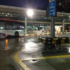 Photo taken at Hougang Central Bus Interchange by 志勇 戴. on 8/17/2013
