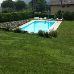 Photo taken at Monticelli Brusati by Danila M. on 7/13/2013