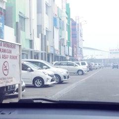 Photo taken at Palembang Trade Center (PTC) by Marisa on 9/24/2015