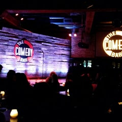 Photo taken at The Comedy Bar by Merrill O. on 2/21/2015