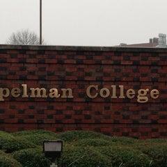 Photo taken at Spelman College by Shameka on 1/1/2013