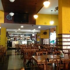 Photo taken at Alla Zíngara Restaurante by Luis A. on 5/21/2013