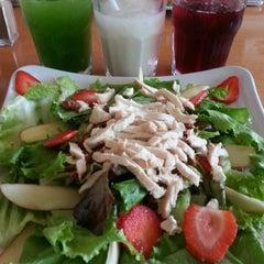Photo taken at Vallarta Salads by Vallarta Salads on 1/6/2014