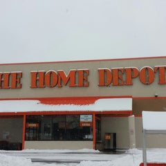 Photo taken at The Home Depot by Matt N. on 2/13/2014