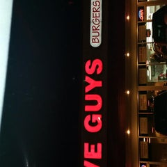 Photo taken at Five Guys by Rick N. on 1/18/2014