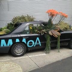Photo taken at Santa Monica Museum of Art by Chef Karouac on 3/19/2013