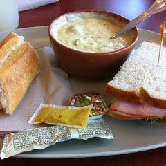 Photo taken at Panera Bread by Dita M. on 7/18/2011