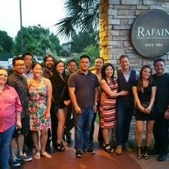 Photo taken at Rafain Brazilian Steakhouse by Trinh H. on 7/3/2015