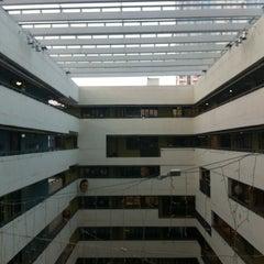 Photo taken at Jockey Club Creative Arts Centre (JCCAC) 賽馬會創意藝術中心 by Michele F. on 9/30/2012