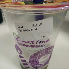 Photo taken at Chatime by NiCole T. on 4/17/2015