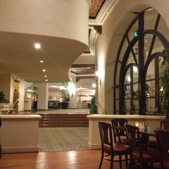 Photo taken at Fess Parker's Doubletree Resort by Rembert S. on 1/18/2013