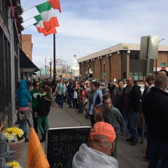 Photo taken at Finnegans Wake & Revival by Kevin P. on 3/14/2015