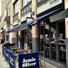 Photo taken at Jamie's Italian by Fabio T. on 3/21/2013