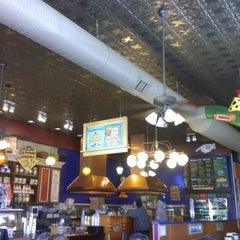 Photo taken at Potbelly Sandwich Shop by Andrea on 1/7/2013