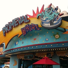Photo taken at Primeval Whirl by Anita M. on 10/17/2012