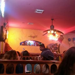 Photo taken at Cantina Dos Amigos by Michael G. on 7/24/2015
