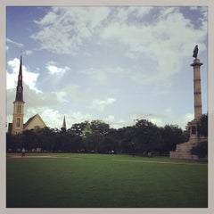 Photo taken at Marion Square by Timur T. on 7/3/2013