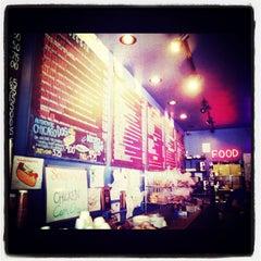 Photo taken at Ripple Bagel & Deli by Melanie L. on 10/20/2012