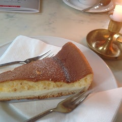 Photo taken at Cafe Schinkelwache by Rowaru O. on 10/5/2014