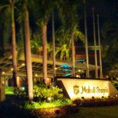 Photo taken at Makati Shangri-La by Greg B. on 3/26/2013