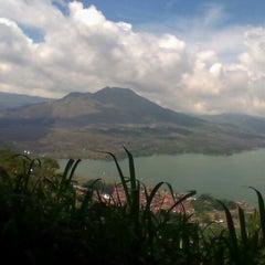 Photo taken at Batur View Spot by Marina L. on 12/7/2012