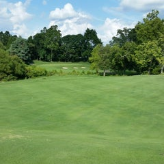 Photo taken at Stoneleigh Golf  & Country Club by Susan B. on 8/3/2014
