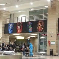 Photo taken at Terminal 3 by Moo P. on 12/2/2012