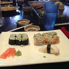 Photo taken at Samurai Sushi and Hibachi by B.J. F. on 6/1/2013