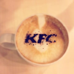 Photo taken at KFC / KFC Coffee by Via A. on 9/17/2012