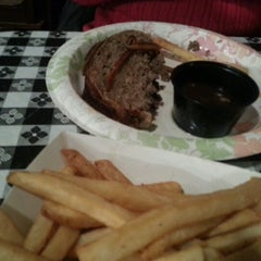 Photo taken at Ranucci's BBQ & Grill by Jeff A. on 1/18/2013