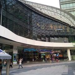 Photo taken at Plaza Singapura by Asaliah . on 4/26/2013