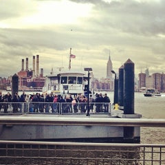 Photo taken at East River Ferry - North Williamsburg Terminal by Francis V. on 11/1/2012