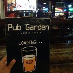 Photo taken at Garden Pub by Tatiana B. on 8/5/2014
