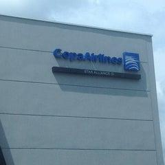 Photo taken at Copa Airlines Centro de Capacitación by George O. on 11/3/2012