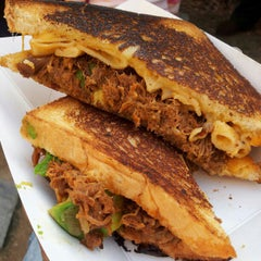 Photo taken at The Grilled Cheese Truck by Ron T. on 12/7/2012