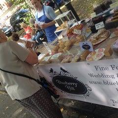 Photo taken at Kings Norton Farmers' Market by Kim H. on 8/8/2015