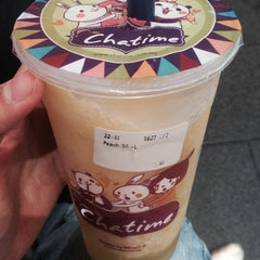 Photo taken at Chatime by Aqeela M. on 7/3/2015