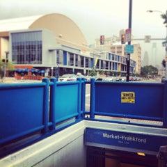 Photo taken at SEPTA: MFL 34th Street Station by Etienne P. on 6/24/2013