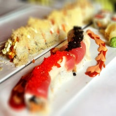 Photo taken at Butterfly Sushi by Silvana F. on 5/28/2013