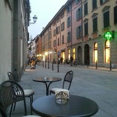 Photo taken at Bergamo Città Bassa by MDD on 10/3/2014