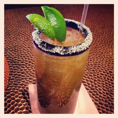 Photo taken at Rosa Mexicano by Trent V. on 10/28/2012