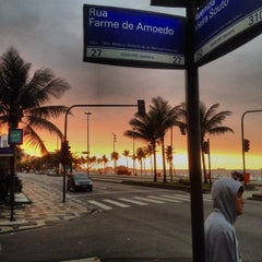 Photo taken at Rua Farme de Amoedo by Marcelo A. on 9/28/2013