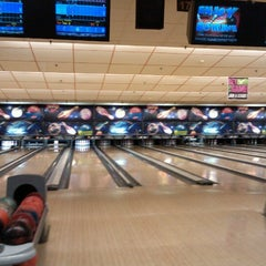 Photo taken at Bowler City Lanes by Ben S. on 1/9/2013